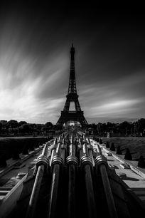 Les lances du Trocadéro