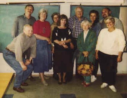 На встрече с Харви Консидайном. (1996)