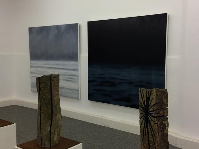 Neue Galerie, Kloster Bronnbach, 2017