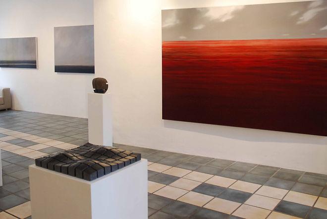 Galerie Nelly 5, Aschaffenburg, 2013