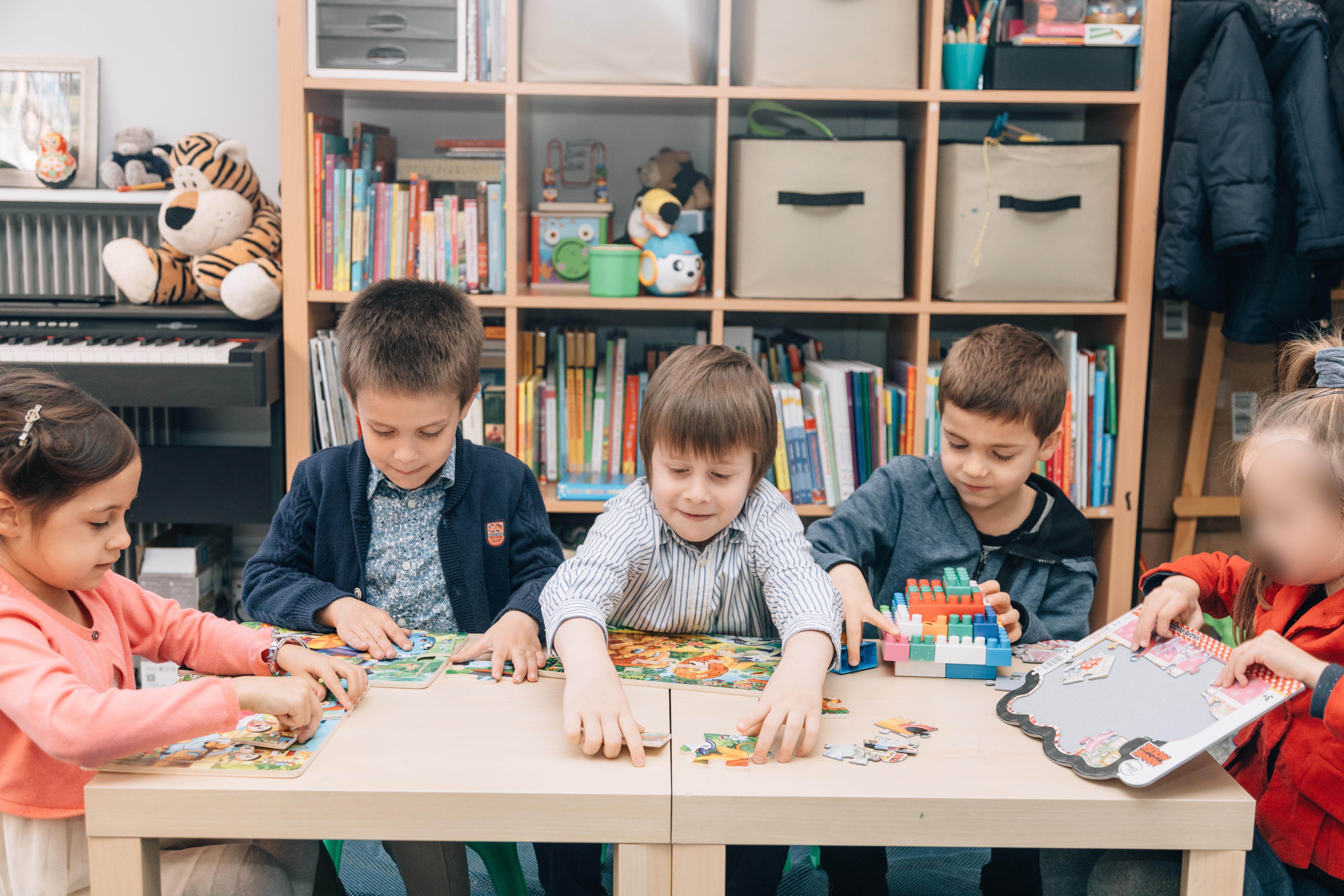 Русская школа Ницца Чебурашка