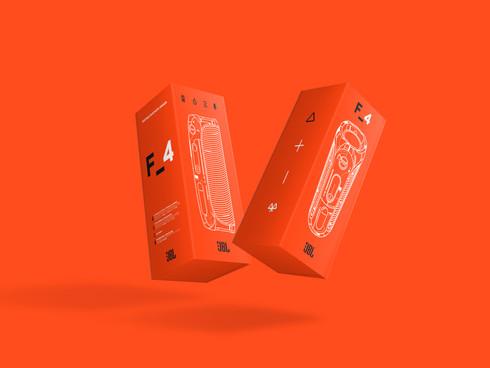 JBL - Упаковка