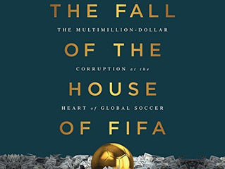 The Fall of the House of FIFA Audiobook