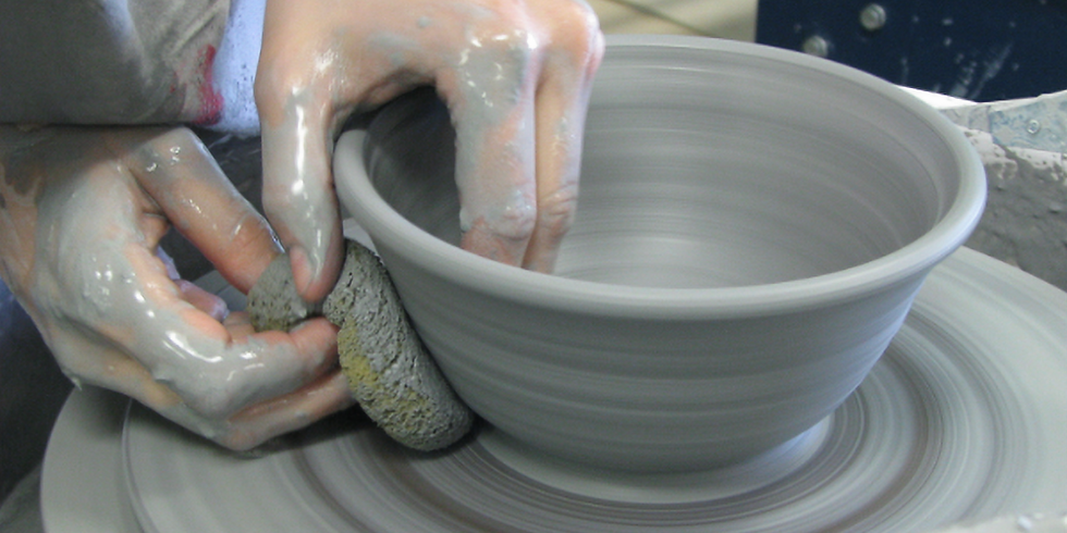 *FULL* Beginners Pottery Course