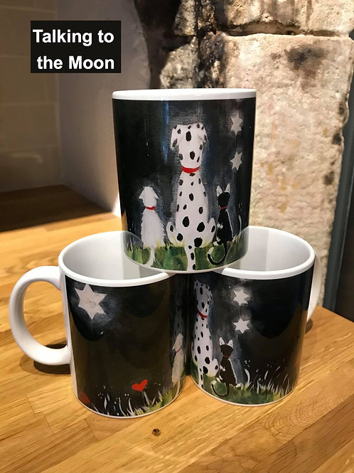 Ceramic Mugs 2 for £14