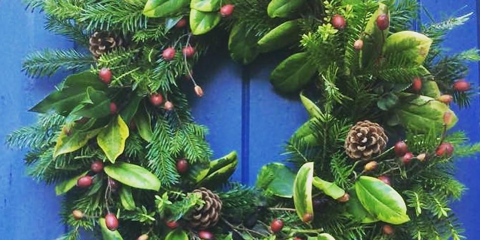 *Full* Wreath Making Workshop #1