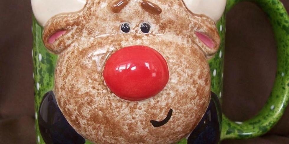 Christmas Crafty Ceramics