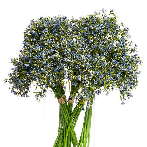 Blue Wildflower Bunch