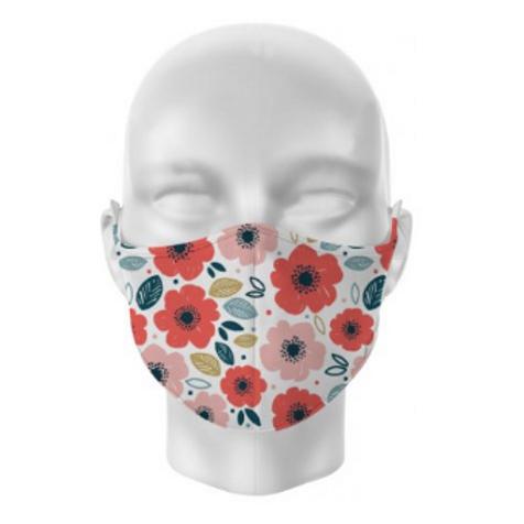 Reusable Poppy Face Mask