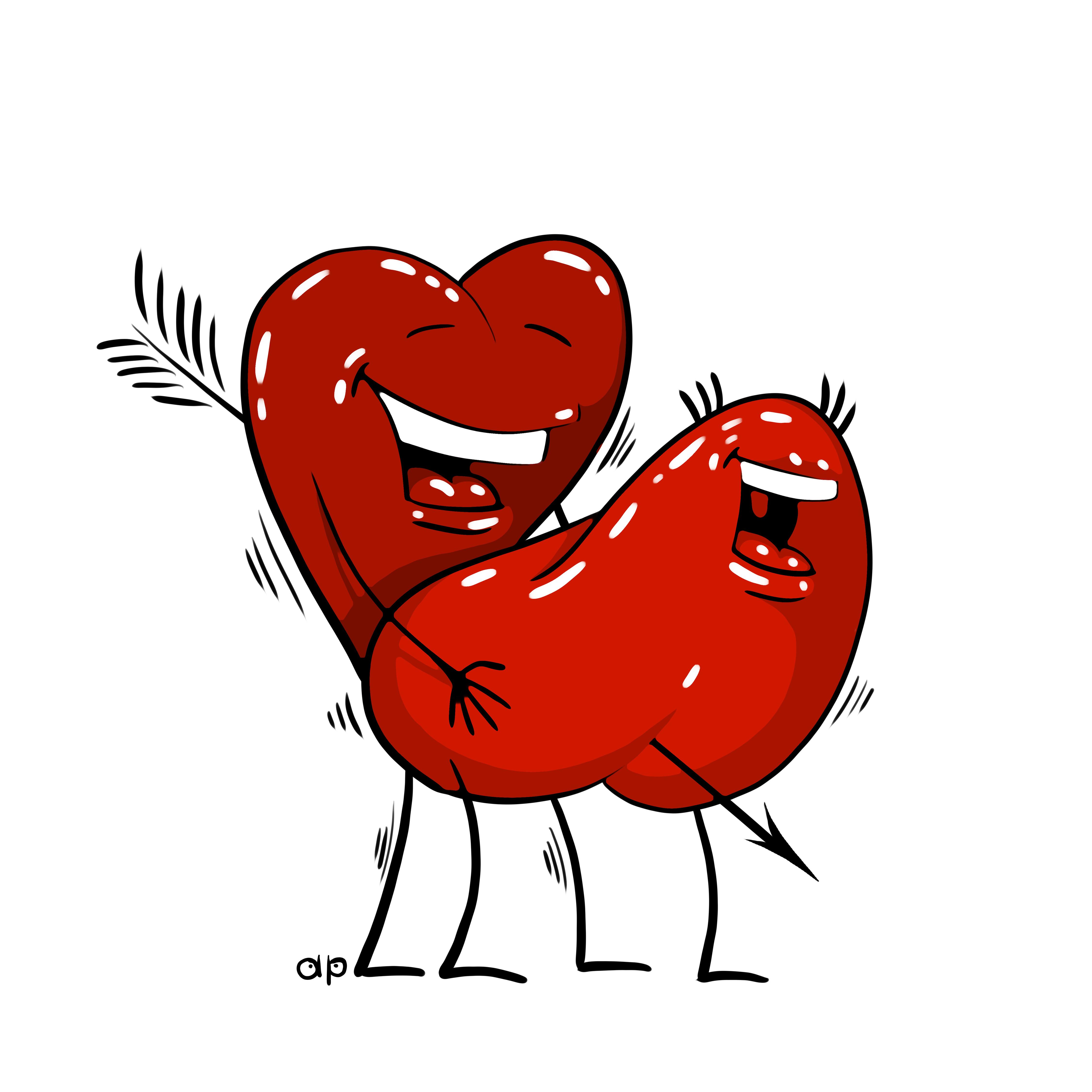 Соцсети Сердца 002