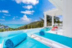 Villa Melo - lower villa - swimming pool