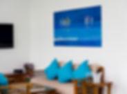 Villa Alba - Living Room