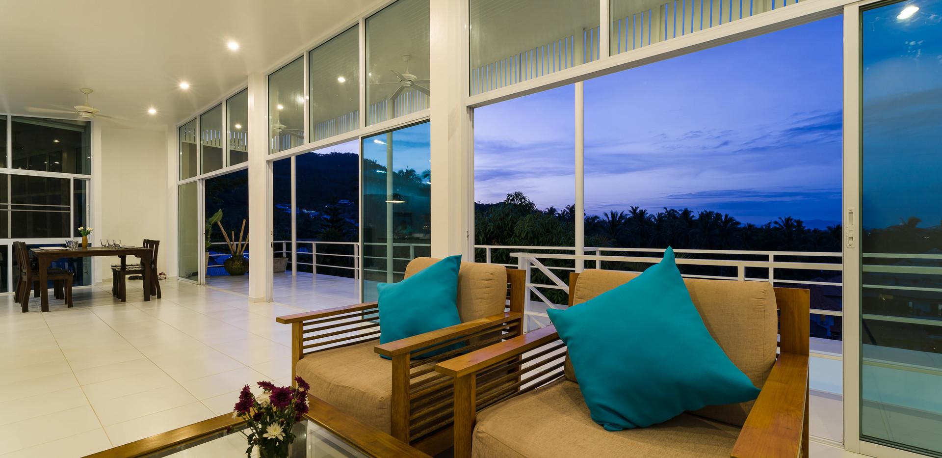 Villa Alba - Living area evening.jpg