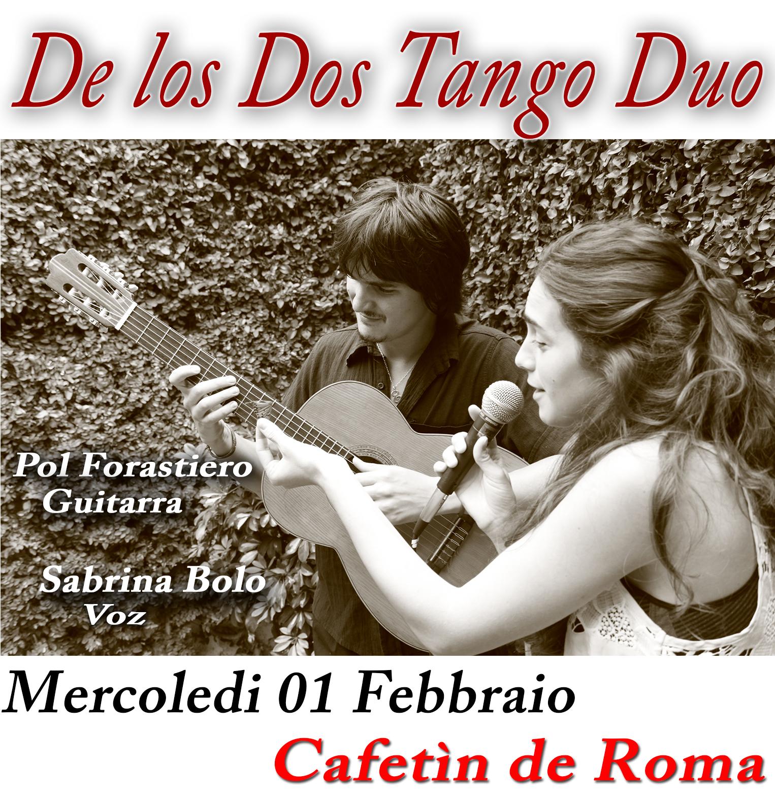 De los Dos Tango Duo