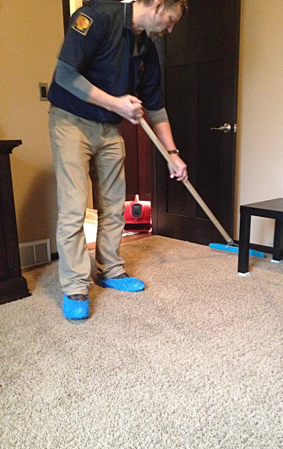 The Myth of the Vacuum Cleaner