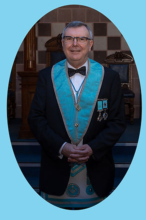 Treasurer W.Bro. Jim Porter