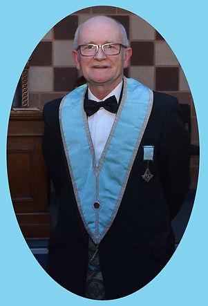 Director of Ceremonies, W.Bro. Alan Hunter PPGS