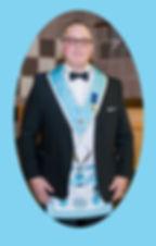 Secretary W.Bro. Ian Eachus