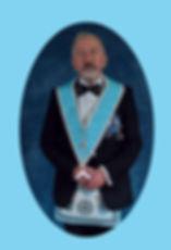 Worshipful Master, W.Bro Joe Corr