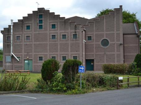 Charity Walk from Whiteabbey Masonic Centre to Carrickfergus.