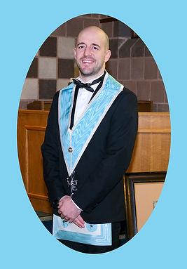 Junior Deacon Bro. David Thompson