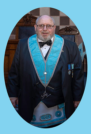 Senior Deacon, Bro. Hugh Blair