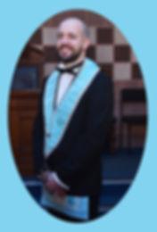 Junior Deacon, Bro. Mark Stockard
