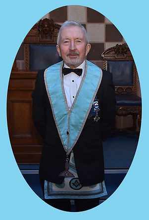 Senior Warden, W.Bro. Joe Corr