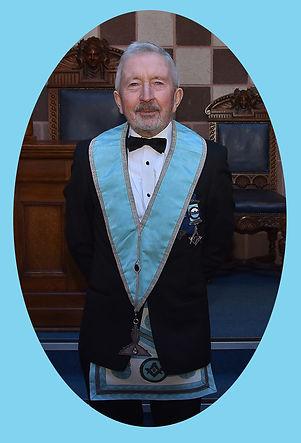 Senior Warden, W.Bro. Joe Corr