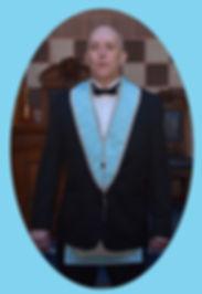 Junior Warden, Bro. Stephen Lee