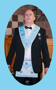 Senior Warden Bro. Stephen Lee