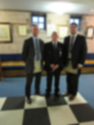 W.B. Gary Connolly, W.B. John Connolly & Bro. Gary Connolly