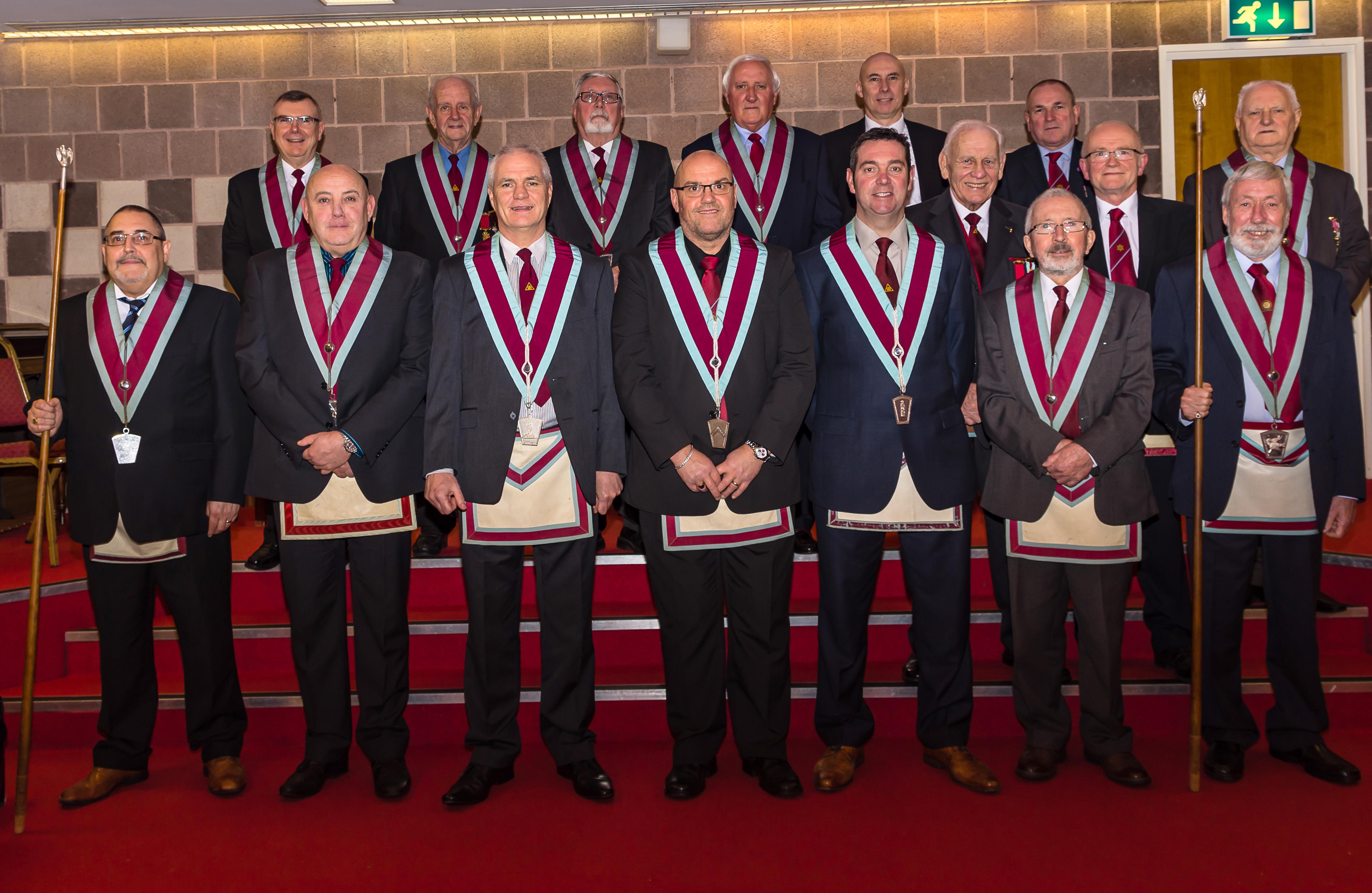 Abbey180 Mark Master Masons officers