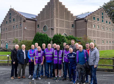Abbey 180 Sponsored Walk on the    22nd Sept. 2018