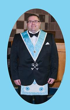 Treasurer W.Bro. Marshall Duncan