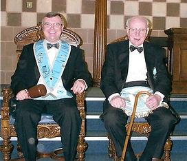W.M. Jim Porter, Abbey 180, Abbey Masonic Lodge, Antrim, Whiteabbey, Masonry, Irish Freemasons, Masonic, Freemasons.