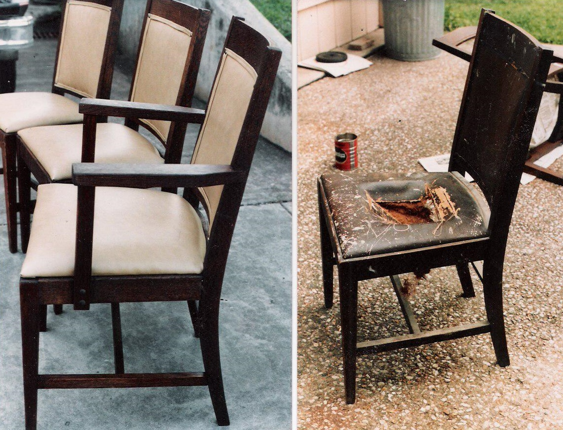 Dining Chair Restoration