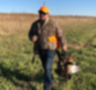 South Dakota Pheasant Hunter
