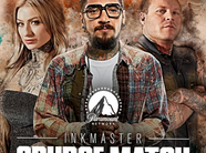 """Walking On Lava"" makes its mark on Paramount Network's ""Ink Master: Grudge Match"