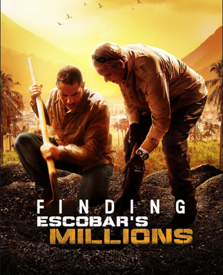 """New Mystery Cue Underscores Discovery Channel's """"Finding Escobar's Millions"""""""