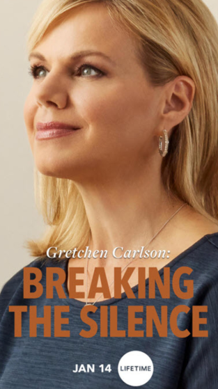 """Gretchen Carlson: Breaking the Silence"" features my track ""Golden Tombs"""