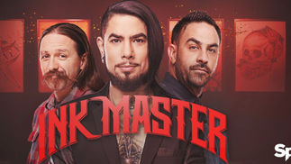 First Collab with my friend Stevie Benz gets placed on Ink Master!