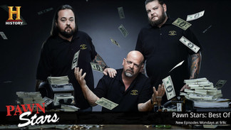 "Halloween track ""Creepy Hallow"" cashes in on Pawn Stars ""Best Of"" on History Channel"