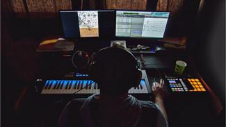 """""""FOUND"""" Score - Scene M1"""