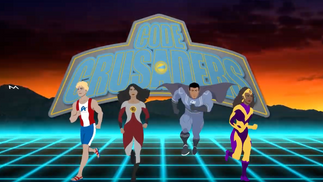 """""""Code Crusaders"""" 5 Second PSA Spot saves millions of lives... one old car at a time"""