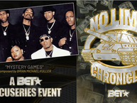 "Emotional track ""Mystery Games"" underscores BET's Docu-Series on Rap Legends!"
