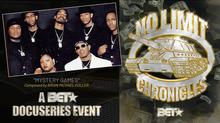 "Emotional track ""Mystery Games"" underscores BET's Docu-Series on Rap Legends!"