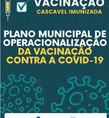 Cascavel elabora Plano Municipal de Imunização