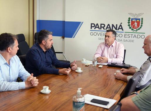 Saúde quer ampliar parcerias no enfrentamento ao coronavírus