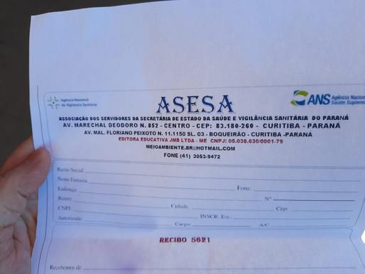 Fake news: Vigilância Sanitária não está pedindo colaboração em dinheiro